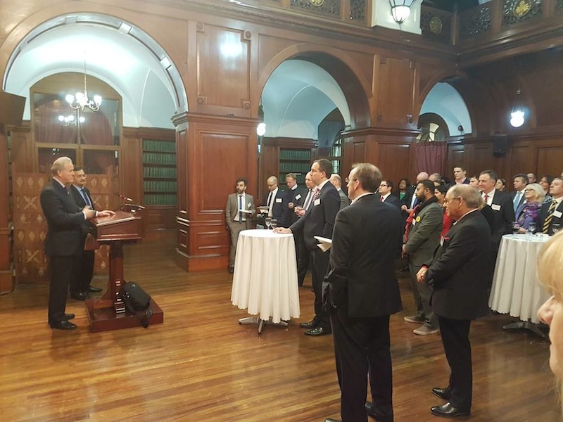 CommonwealthFirst Second Cohort Launch