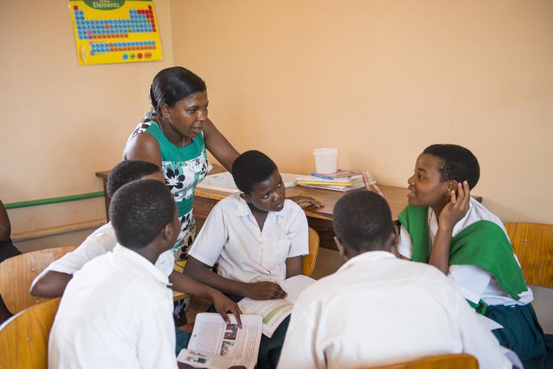 Nurturing Minds in Africa