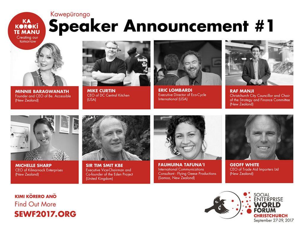 Speaker-Announcement
