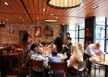 i-genius Cafe London