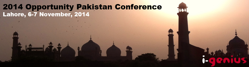 Opportunity Pakistan Conference, Lahore