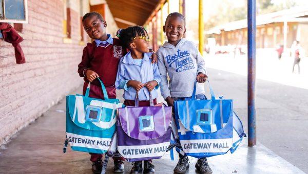 Repurpose School Bags