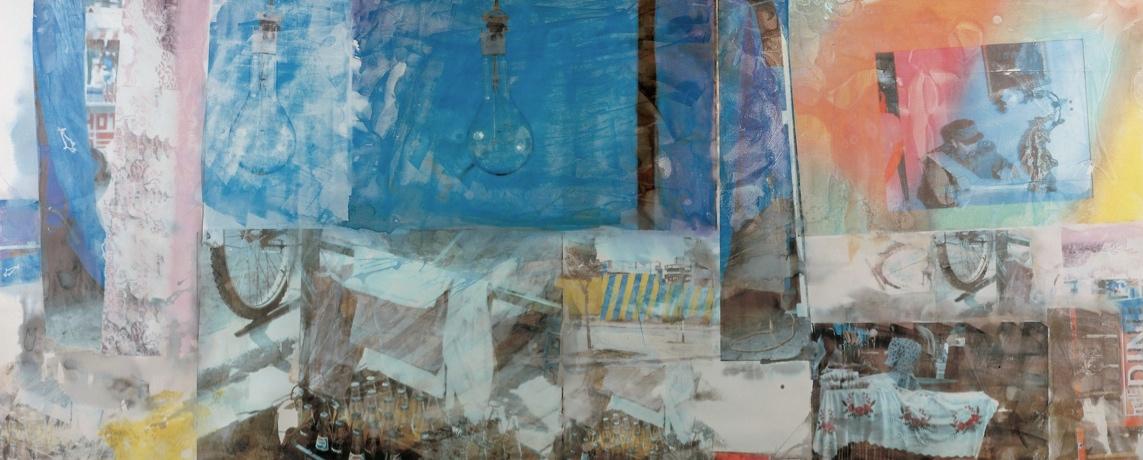 Robert Rauschenberg Foundation and Artsy