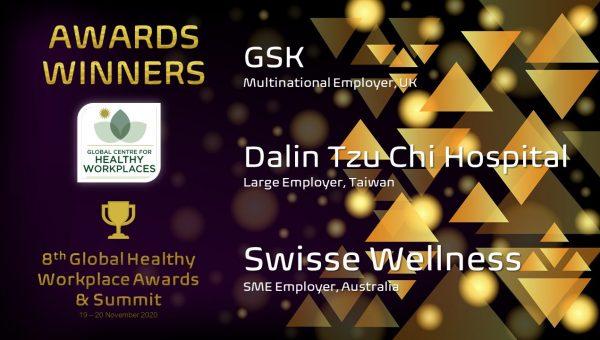 8th GHWAwards Winners 2020