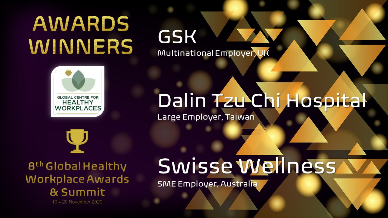 8th GHWAwards Winners 2020