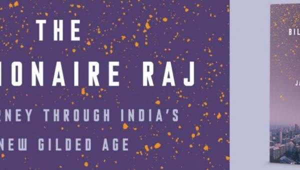 Billionaire Raj James Crabtree