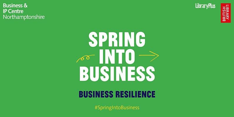 BIPC Northamptonshire Business Resilience Webinar