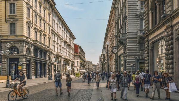 Milan, Lombardy, Italy, Milano Strade Aperte