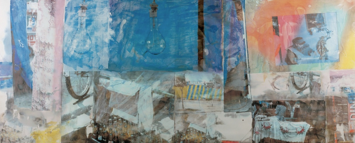 Robert Rauschenberg Foundation and Artsy